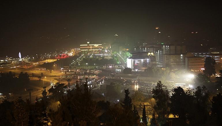 İzmir ve Ege'de hava kirliliği alarmı