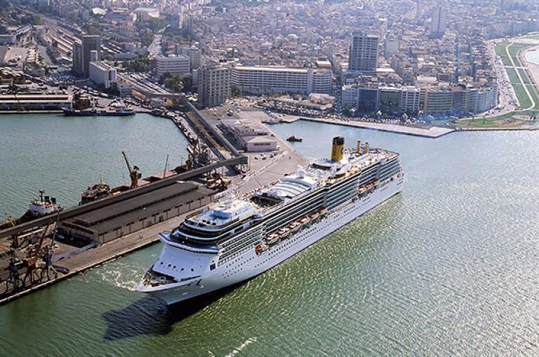 Kruvaziyer için limanlarımız yetersiz