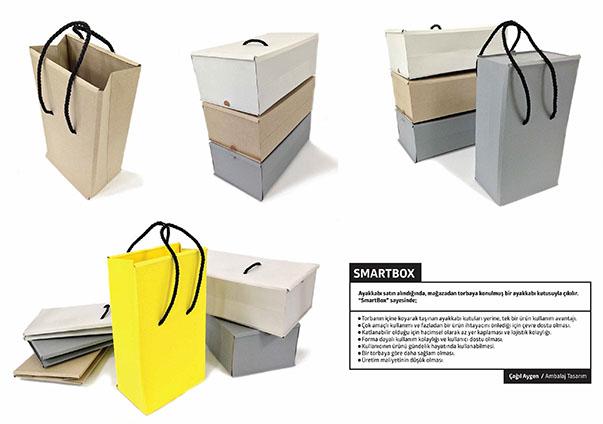 smartbox pafta
