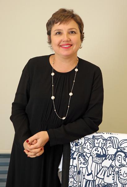 Yaşar Üniversitesi Sürekli Eğitim Merkezi Evlilik ve Aile Terapistliği Programı Eğitim Koordinatörü Psikolog Dr. Özge Alkanat
