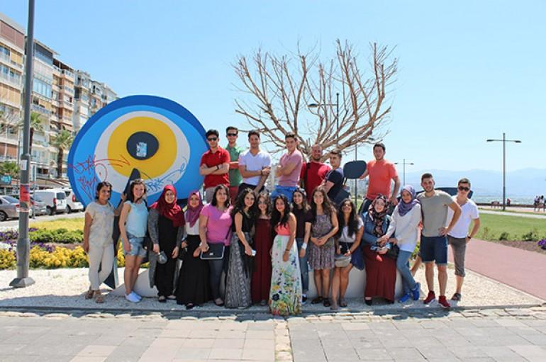 Yaşar'dan Almanya-İzmir Eğitim Köprüsü