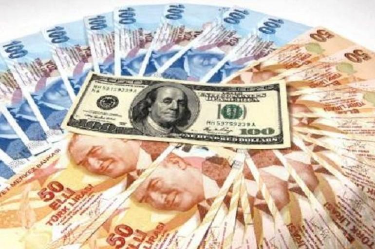 Türk Lirası'ndan kaçan ABD Doları'na yöneldi
