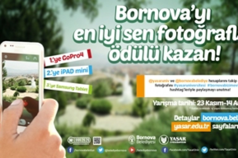 Bornova'daki yaşamı fotoğraflarla anlatacaklar