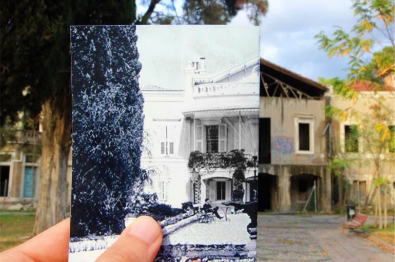 Bornova'daki yaşamı fotoğraflarla anlattılar