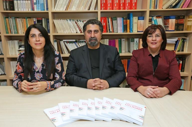 İzmir'in 'Uzlaşma Modeli' kitap oldu