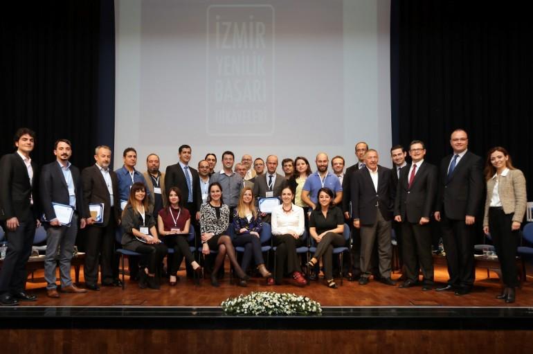 İzmir'in ilham veren şirketleri Yaşar'da buluştu