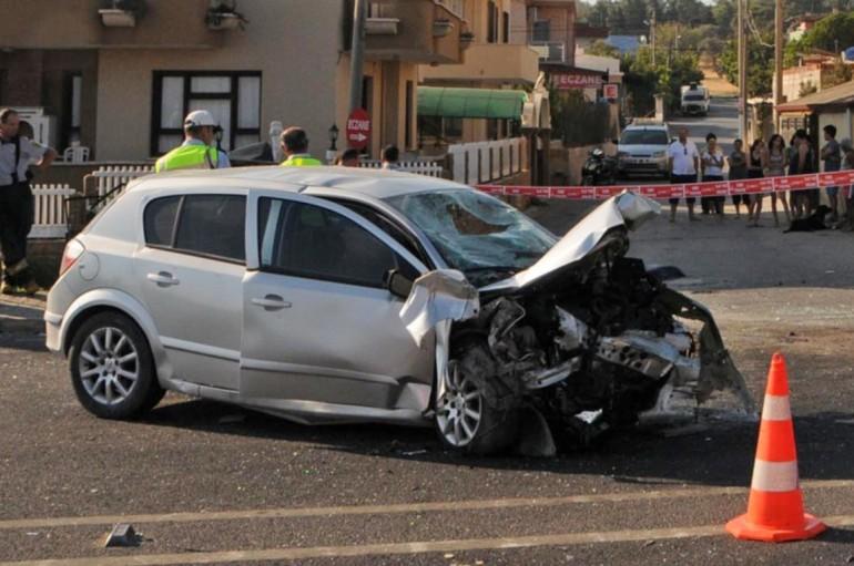 Trafik kazalarının yıllık maliyeti 4 milyar dolar