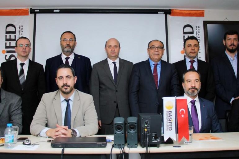 Uluslararası Rekabet Projesi'ne Yaşar'dan destek