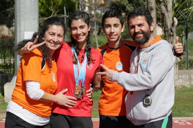 Aile boyu atletler