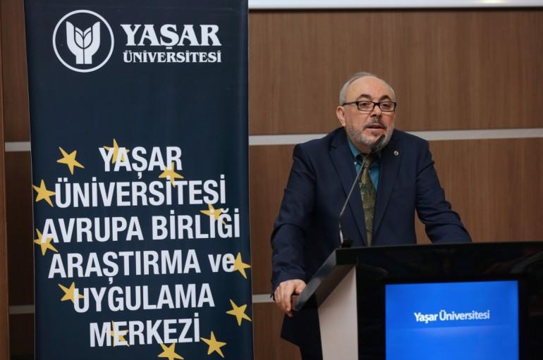 Ufuk 2020 Yaşar'da anlatıldı