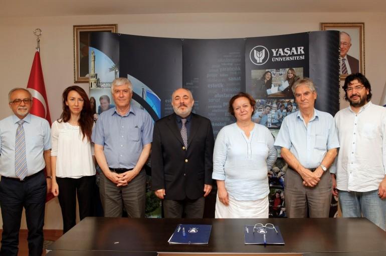 İGC ile Yaşar Üniversitesi arasında lisansüstü programlarda işbirliği