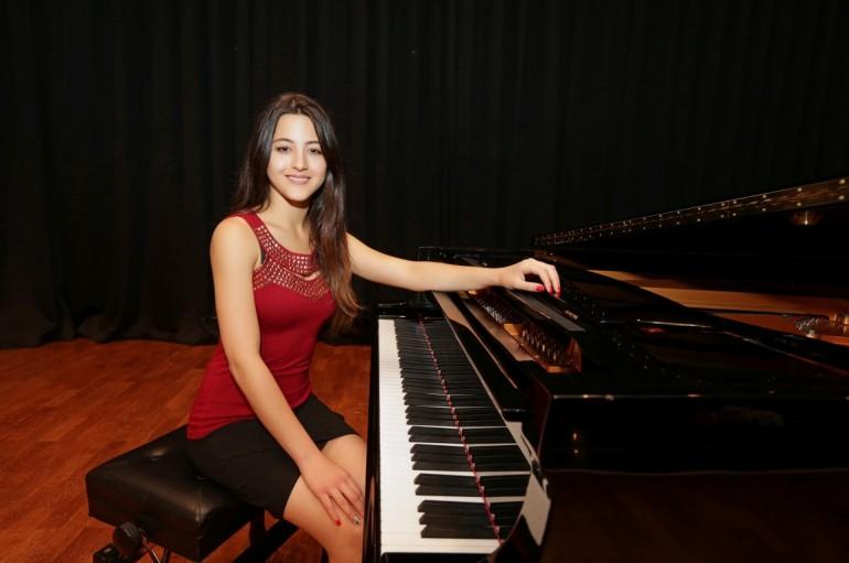Piyanonun genç yeteneği