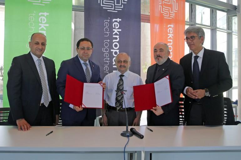 Teknopark İzmir ve Yaşar Üniversitesi arasında stratejik işbirliği