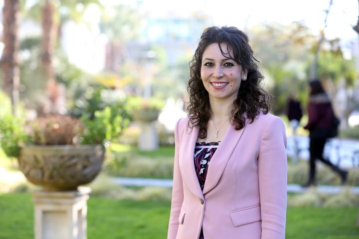 Yaşar Üniversitesi Meslek Yüksekokulu Gıda İşleme Bölüm Başkanı Yard.Doç.Dr.Ruhan Aşkın Uzel