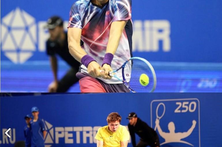 Wimbledon'da bir Yaşarlı