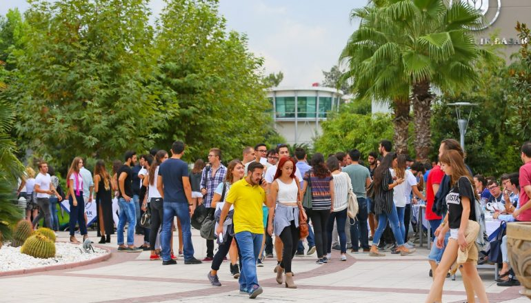 İzmir en çok tercih edilen üniversite