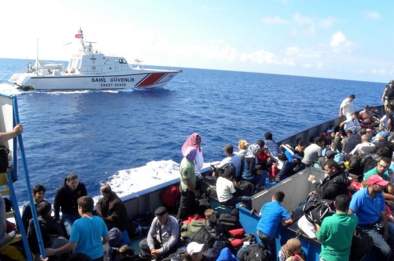 'Göç ve Güvenlik' dersine AB desteği