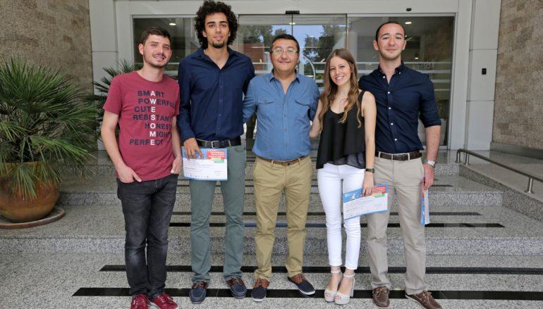 Yaşarlı gençlerin projesine TÜBİTAK'tan destek