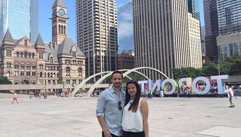 (Turkish) İzmir'den Kanada'ya uzanan başarı hikayesi