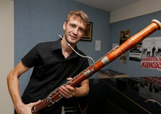 Bassoon to be able to be tuned after Turkish artists' work