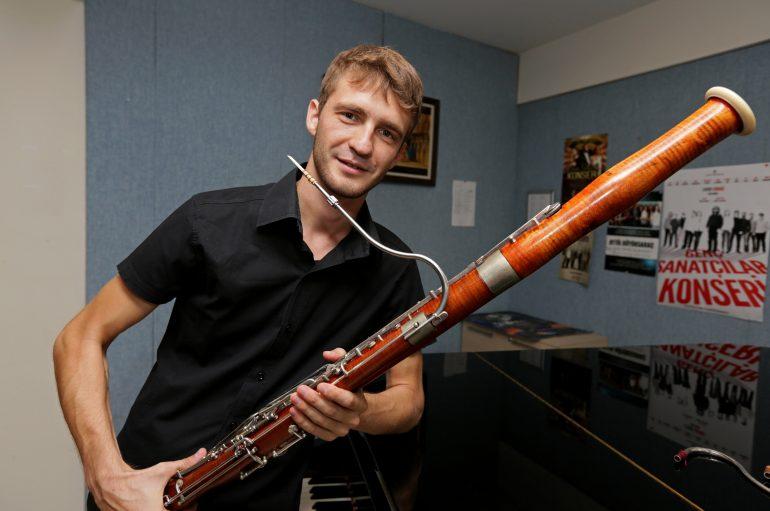 500 yıllık enstrümana bilimsel akort