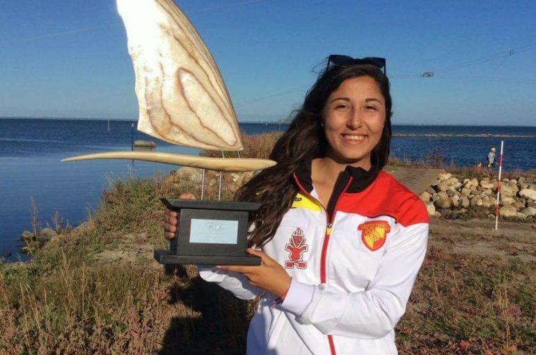 Fulya Ünlü 4'üncü kez gençler dünya şampiyonu