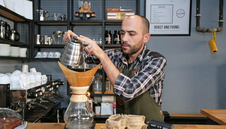 Kahve tutkusuyla gelen başarı