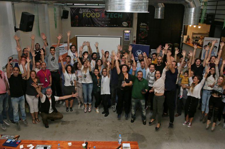 Teknolojik fikirler gıda için yarıştı