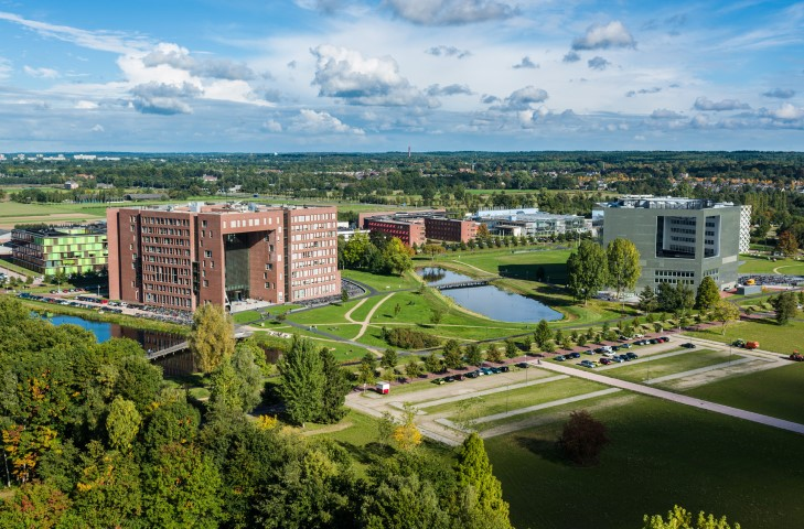 Campus Wageningen UR