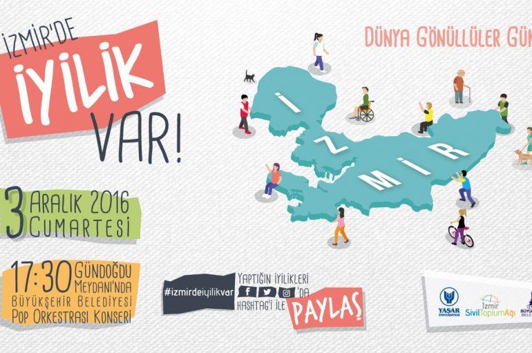 İzmir'de İyilik Var