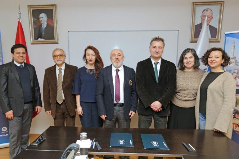 (Turkish) İzmirli mimarlara akademik destek