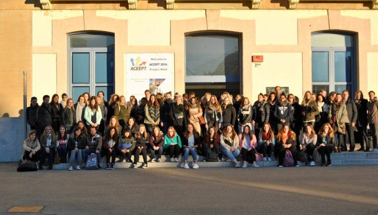 Yaşar Üniversitesi, İspanya'da Türkiye'yi temsil etti