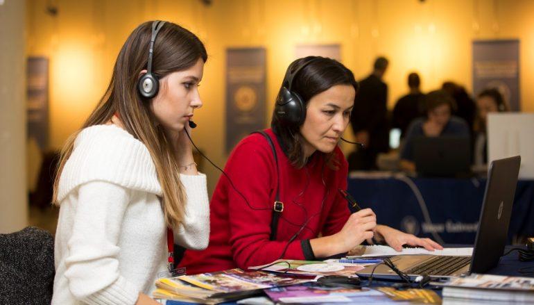 Türkiye'nin ilk yurt dışı dijital eğitim fuarı Yaşar'da