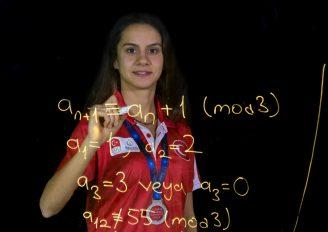 (Turkish) Hem sporda, hem matematikte şampiyon