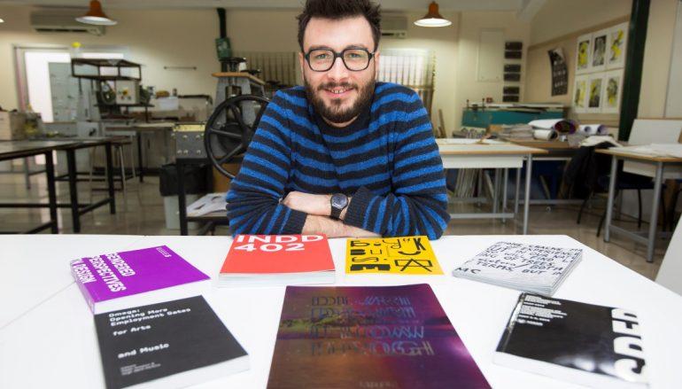 Kitap tasarımına sanatsal bakış