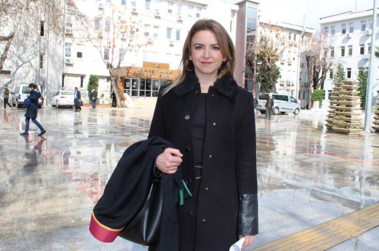 (Turkish) Kadının azmi