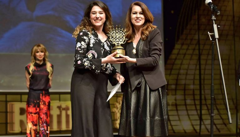 Young director awarded again