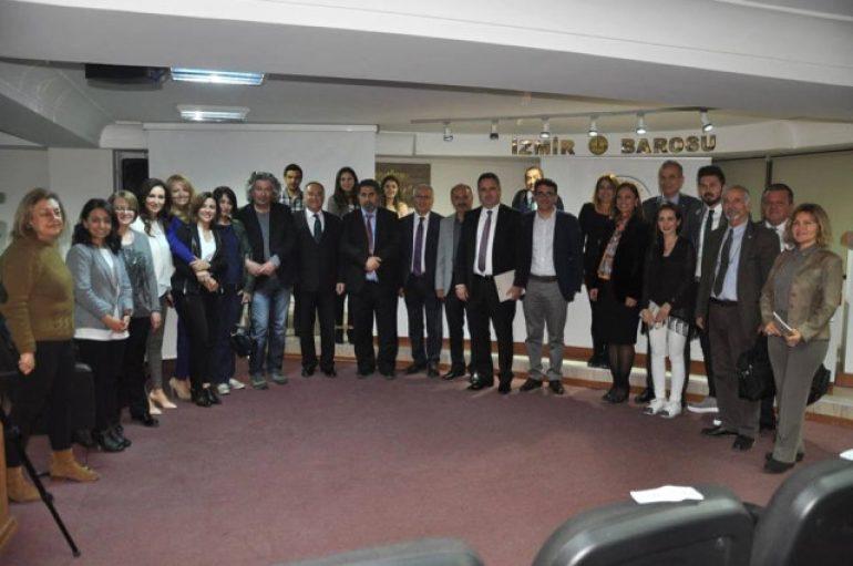 İzmir Barosu ve Yaşan Üniversitesinden Orta Sempozyum