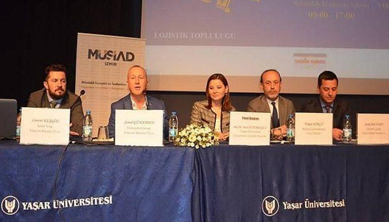 (Turkish) Lojistik sektörü gençlerle buluştu