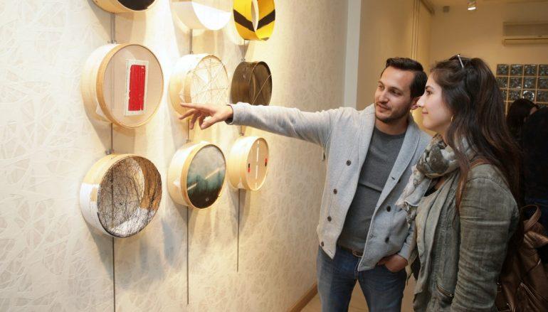 Yaşar'dan uluslararası sanat sempozyumu