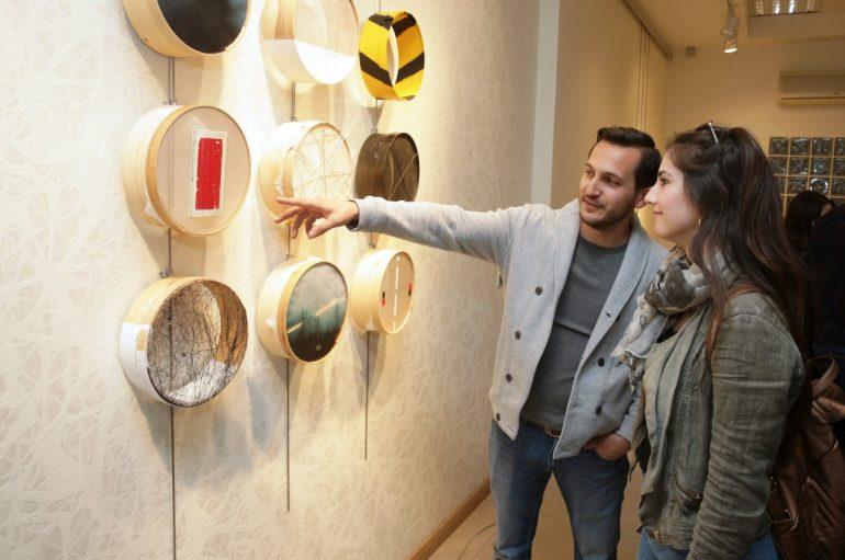 (Turkish) Yaşar'dan uluslararası sanat sempozyumu