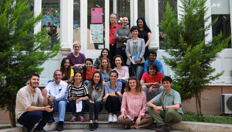 Öğrenci projeleri Kağıt ve Kitap Sanatları Müzesi'nde
