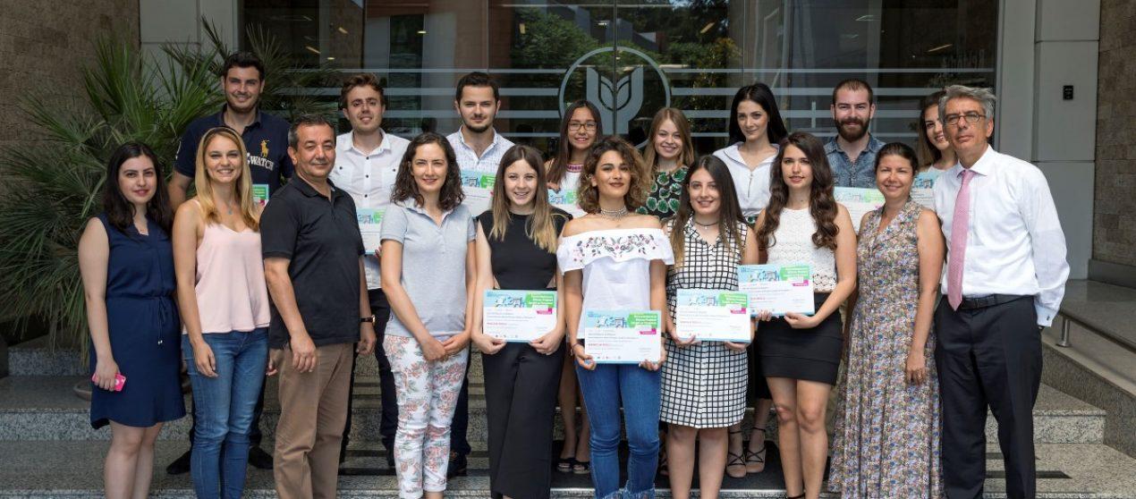 (Turkish) Mühendislik ödülleri yine Yaşarlı gençlere