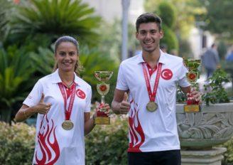 (Turkish) Yaşar Üniversiteli Sporcular Başarıya Abone