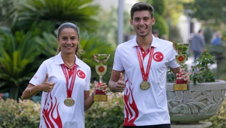 Yaşar Üniversiteli Sporcular Başarıya Abone