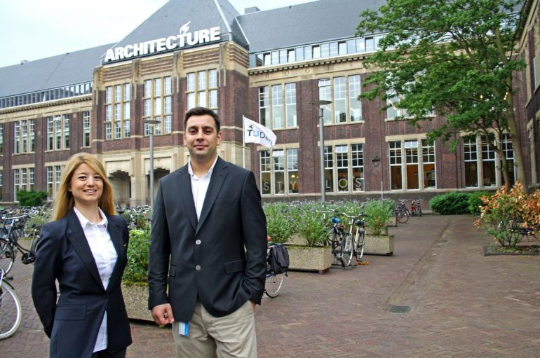 Hollanda'ya uzanan başarı