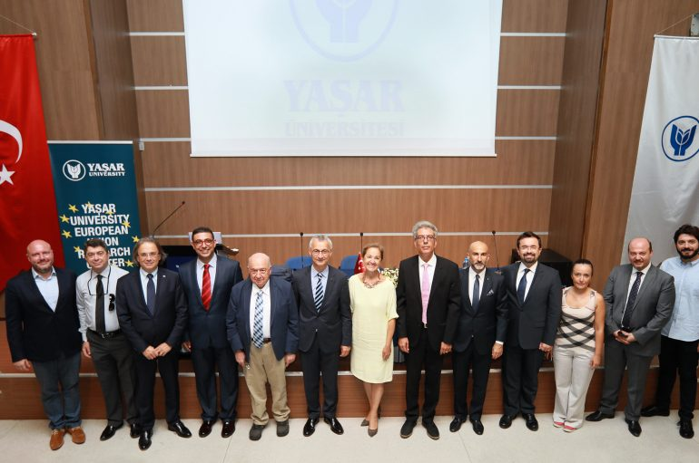 (Turkish) Yaşar'da girişimcilik ve inovasyon semineri