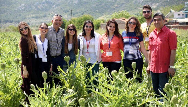 (Turkish) Urla'nın yöresel yemekleri araştırma konusu oldu