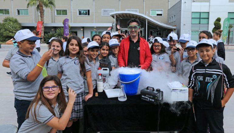 (Turkish) Gençler bilim için buluştu