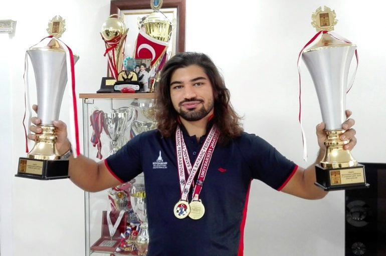 Cankut'tan çifte şampiyonluk